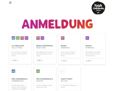 Wordpress Anwendungen